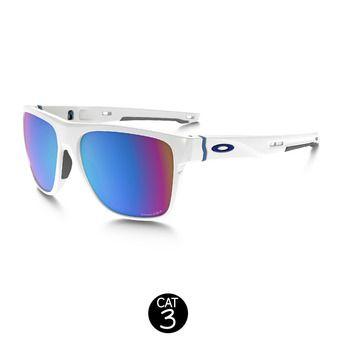Gafas de sol CROSSRANGE XL polished white - prizm snow sapphire iridium