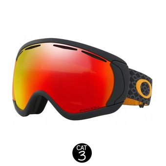 Gafas de esquí CANOPY AKSEL LUND skygger black orange - prizm torch iridium