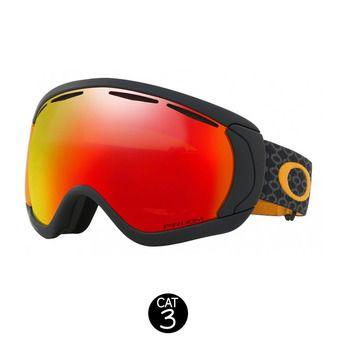 Masque de ski CANOPY AKSEL LUND skygger black orange - prizm torch iridium