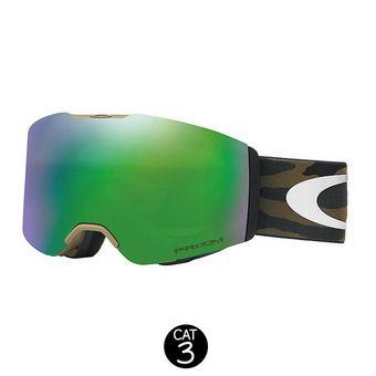 Masque de ski FALL LINE army camo - prizm snow jade iridium®