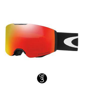 Masque de ski FALL LINE matte black - prizm torch iridium