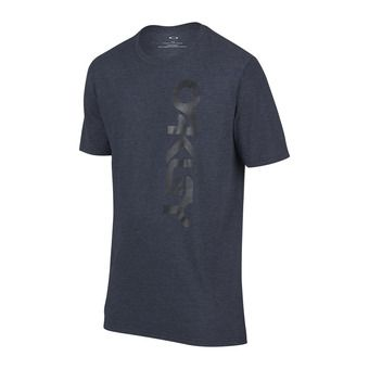 Tee-shirt MC homme TRI MARK II SIDE fathom light heather