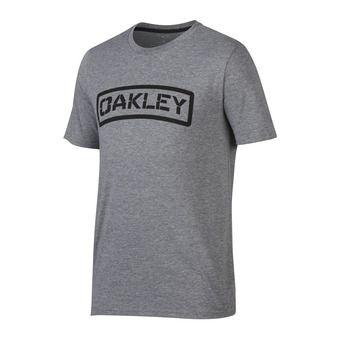 Tee-shirt MC homme O TAB athletic heather grey