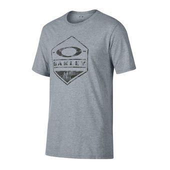 Camiseta hombre 50 CAMO HEX athletic heather grey