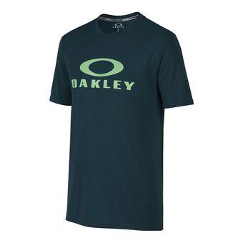 Tee-shirt MC homme O-MESH BARK forest green