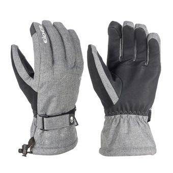 Gants de ski femme EDGE heather grey