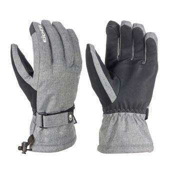Guantes de esquí mujer EDGE heather grey