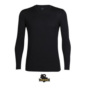 Tee-shirt ML homme TECH LITE black