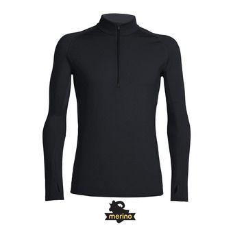 Camiseta térmica hombre ZONE black/monsoon