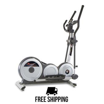 Vélo elliptique à foulée variable I.ATLANTIC DUAL