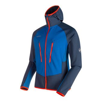Veste homme AENERGY LIGHT marine/ultramarine