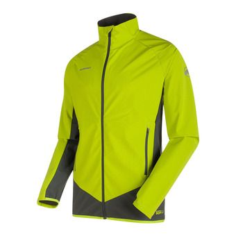 Veste homme AENERGY SO graphite/sprout