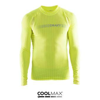 Camiseta térmica hombre BA EXTREME 2.0 RDC flumino/plateado