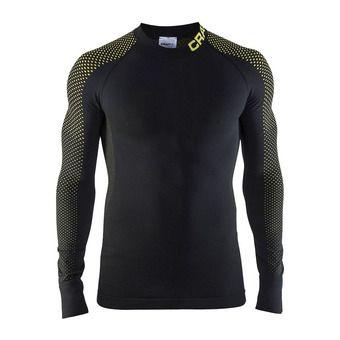 Camiseta térmica hombre KW INTENSITY RDC negro/go