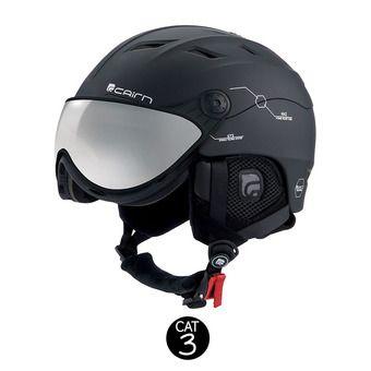Casque de ski avec visière intégrée SPECTRAL MAGNET-IUM mat black