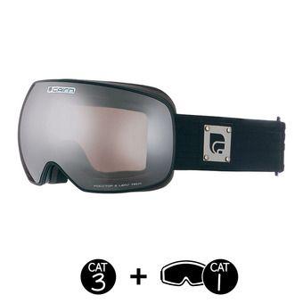 Gafas de esquí GRAVITY SPX3000IUM mat black silver