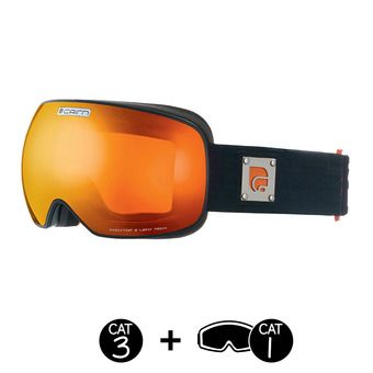 Masque de ski GRAVITY SPX3000IUM mat orange