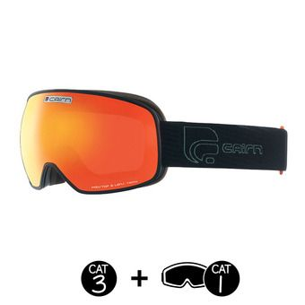 Gafas de esquí MAGNETIK SPX3I mat black orange