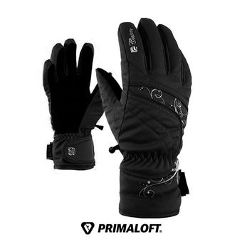 Gants de ski femme SUPERB F-IN black