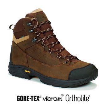 Chaussures de randonnée homme MOOVEN LTR GTX dark brown