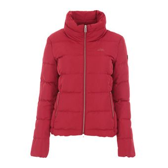 WOMEN'S PADDED JACKET PREPPY  Red