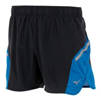 Short hombre AERO SQUARE 4.5 black/directoire blue