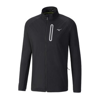 Veste softshell homme ALPHA black
