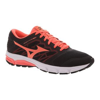 Chaussures de running femme SYNCHRO MD 2 black/fiery coral