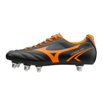 Crampons homme MONARCIDA RUGBY SI black/orange cfish