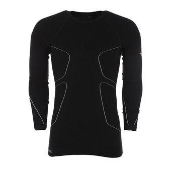 Camiseta térmica hombre TUBULAR HKNIT CREW black/white