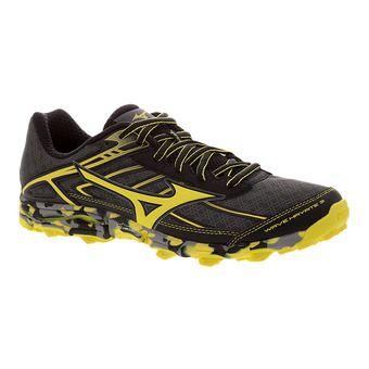 Zapatillas de trail hombre WAVE HAYATE 3 dark shadow/bolt/black