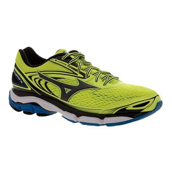 Chaussures de running homme WAVE INSPIRE 13 safety yellow/black/directoire blue