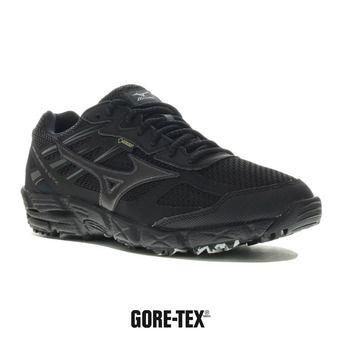 Zapatillas de trail hombre WAVE KIEN 4 GTX black/dark shadow