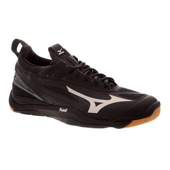 Chaussures indoor homme WAVE MIRAGE 2 black/white/black