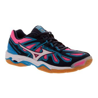 Chaussures indoor femme WAVE PHANTOM peacot/white/diva blue