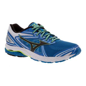 Zapatillas de running hombre WAVE PRODIGY directoire blue/black/safety yellow