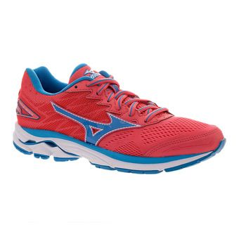 Zapatillas de running mujer WAVE RIDER 20 paradise pink/blue aster