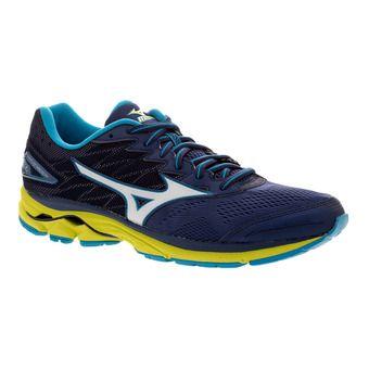 Chaussures de running homme WAVE RIDER 20 blue depths/white/sulphur spring