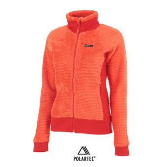 Polaire femme MONKEY™ bright ember/fiery red