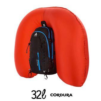 Sac à dos airbag 32L REACTOR noir/bleu