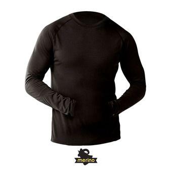 Sous-couche ML homme MERINO 150 black