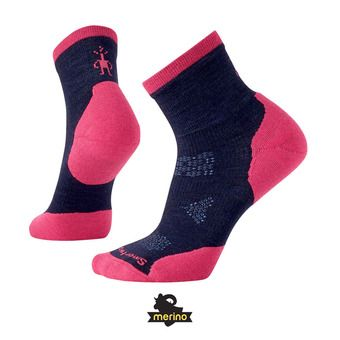 Calcetines mujer PHD RUN COLD WEATHER MID CREW deep navy