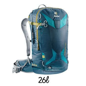 Mochila FREERIDER 26 bleu arctique/bleu pétrole