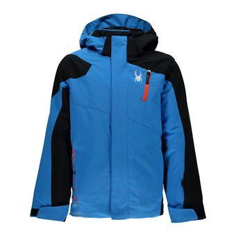 Chaqueta de esquí niño GUARD french blue/black