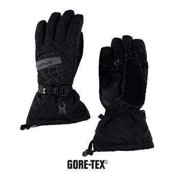 Gants de ski homme OVERWEB GTX® black/polar