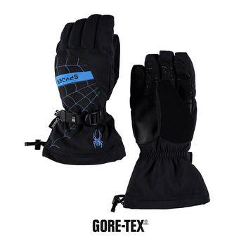 Gants de ski garçon OVERWEB GTX® black/french blue
