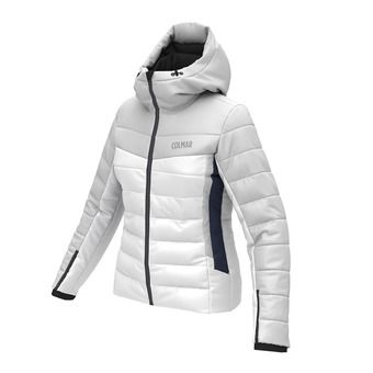 Chaqueta de esquí mujer COUCHEVEL 1850 blanco