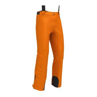 Pantalón de esquí con tirantes hombre SAPPORO naranja