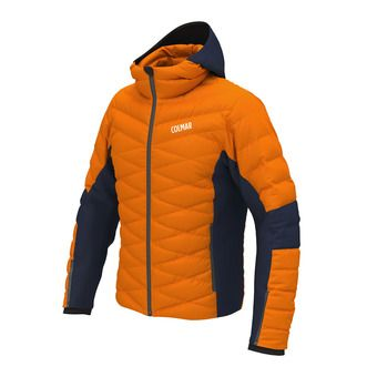 Veste de ski homme PORTILLO orange