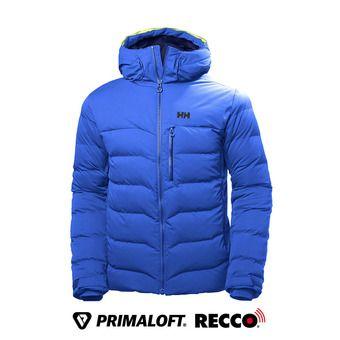 Chaqueta de esquí Primaloft® hombre SWIFT LOFT olympian blue